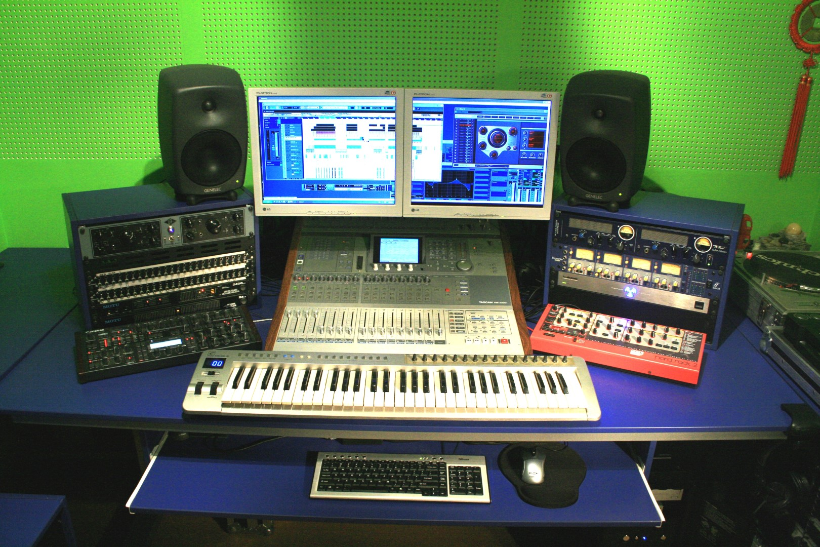 Digital Wave Studio Mixer